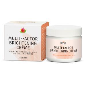 Multi-Factor Brightening Créme