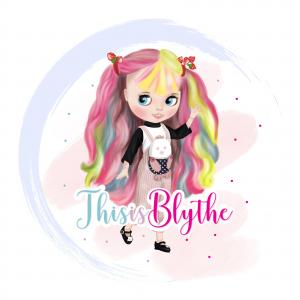 This Is Blythe Reviews Logo