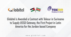 Globitel partners with Telesur to deply USSD Gateway in Suriname