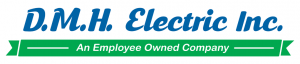 DMH Electric Logo