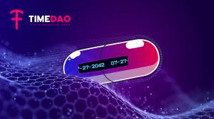 A decentralized time capsule model by TimeDAO rushes towards the future.
