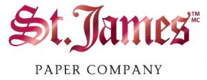 St. James Paper Co. logo