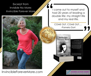Pamela Gort shares her coming out story to empower others to be the true you