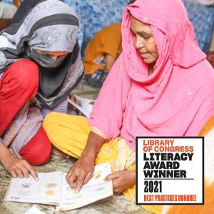 TCF Aagahi Adult Literacy Program has helped 150,000 women