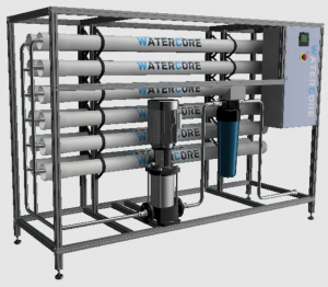 Watercore : commercial and industrial reverse osmosis plants in Australia