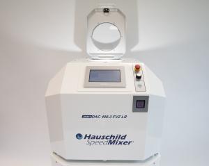 New era of laboratory mixing with intelligent Hauschild SpeedMixer® SMART DAC Series