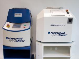 New: Original Hauschild SpeedMixer® is becoming SMART.