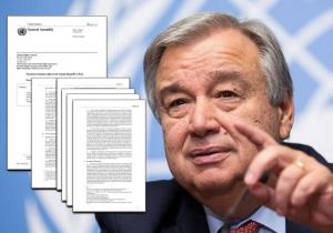 September 13, 2021 - The UN Secretary-General, Antonio Guterres, submitted a report to the UN General Assembly this week on Iran's human rights status. The ongoing crime against humanity of the 1988 massacre of political prisoners was one of the topics ra