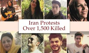 September 13, 2021 - Reuters confirmed in a special report on December 23, 2019 about the deadly crackdown on November nationwide protests in Iran the death toll of 1500 that was announced by the MEK on December 15, 2019.