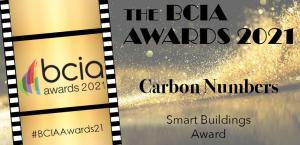 Carbon Numbers BCIA Awards