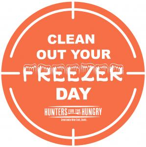 Hunters For The Hungry's Clean Out Your Freezer Day icon