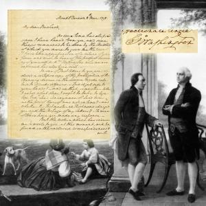 Three-page letter signed by George Washington, addressed to his nephew Bushrod Washington, dated March 8, 1798 (estimate: $28,000-$35,000).