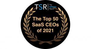 TSR Top SaaS CEOs