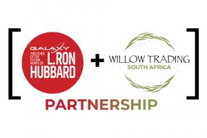 Galaxy Press announces a partnership with Willow Trading Company in South Africa to distribute its line of L. Ron Hubbard fiction works.