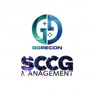GGRecon and SCCG Management Logos