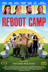 Alternative poster number 2 from the film 'Reboot Camp'