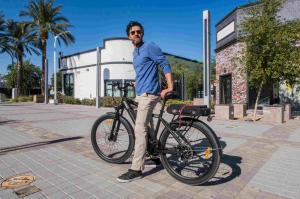 electric bike KBOelectric commuter bike KBO Breeze Breeze