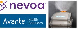 Nevoa partners with Avante Health Solutions to distribute its Nimbus disinfection robot to hospitals and healthcare facilities nationwide. September 14, 2021