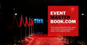 AdCoach has launched EventMasterBook.com, a new international knowledge platform for event management and live marketing