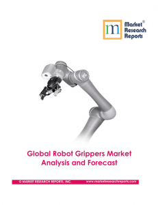 Global Robot Grippers Market Analysis and Forecast Report