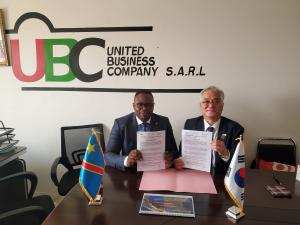 Mealtop & UBC Signing Agreement
