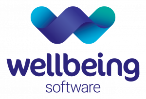 company logo for Wellbeing Software