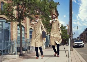 Grant Cleland and Sean Atkinson, Executive Creative Directors, King Ursa