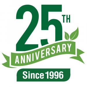 25th anniv
