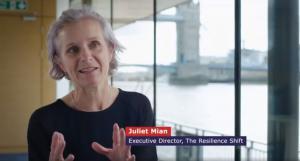 Dr Juliet Mian explains resilience4ports