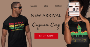 Guyanese Swag Lifestyle Collection Has Officially Launched on Walmart USA MarketPlace