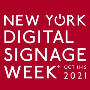 New York Digital Signage Week 2021 Logo