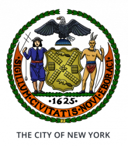 The City of New York Official Seal