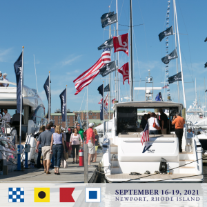 High-Performance Engines from MSHS and FPT North America At 50th Newport International Boat Show Tent B45