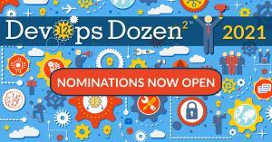 The DevOps Dozen Awards 2021