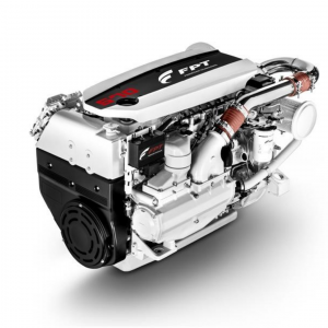 FPT Industrial's marine diesel N67 570 EVO engine is available through MSHS Group