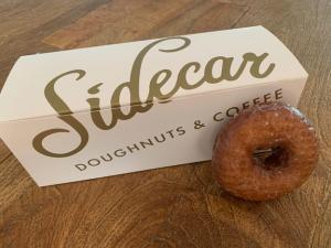 Glaze 9 Year Old Boy reviewed Sidecar Donuts Salt and Butter this month #glaze #sidecardonuts #donutsfordaddy www.donutsfordaddy.com