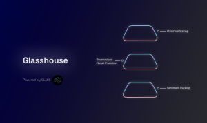 Overview of how our DeFi platform works