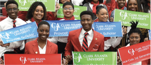 The Driving Force Internship program at Clark Atlanta University