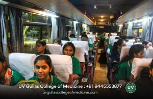 UV Gullas College of Medicine inside pick up from airport to college
