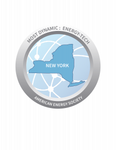 American Energy Society names New York as the most innovative energy-tech state in the US