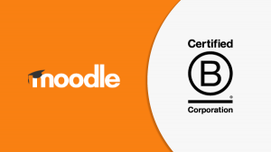 Moodle announces it is now a certified B Corp