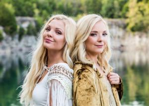 American Blonde (Tinka and Nata Morris)  Credit: Danielle Del Valle