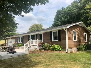 Well maintained 3 BR/2 BA home on .88 +/- fenced acres w/majestic mountain views -- Home has numerous recent updates/renovations.