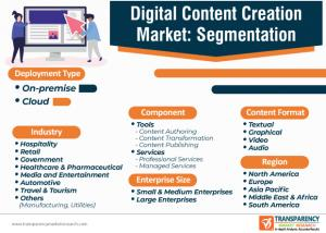 Digital Content Creation Industry