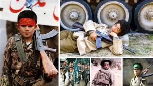 September 24, 2021 - Iranian regime founder Ruhollah Khomeini had issued a fatwa that schoolboys do not need to ask their parents for permission to join the 1980s Iran-Iraq war