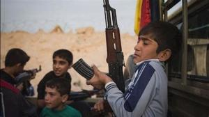 September 24, 2021 - The Basij indoctrinate school children and provide combat training to children as young as 12 years old.