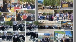 September 26, 2021 - By keeping teacher salaries low, the Iranian leadership is literally stealing from the country's teachers. In recent years, a number of instructors have committed suicide as a result of poverty and the inability to meet their fundamen
