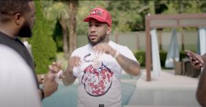 Lil Donald 'Real Hitta You' [Real Nigga You] video screenshot