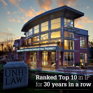 Ranked Top 10 in IP for 30 Years in a Row