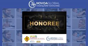 NovoaGlobal GrowFL 2021 Honoree